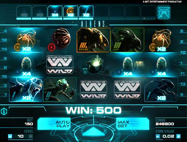 Alien Planets Slot Machine - Play Online & Win Real Money