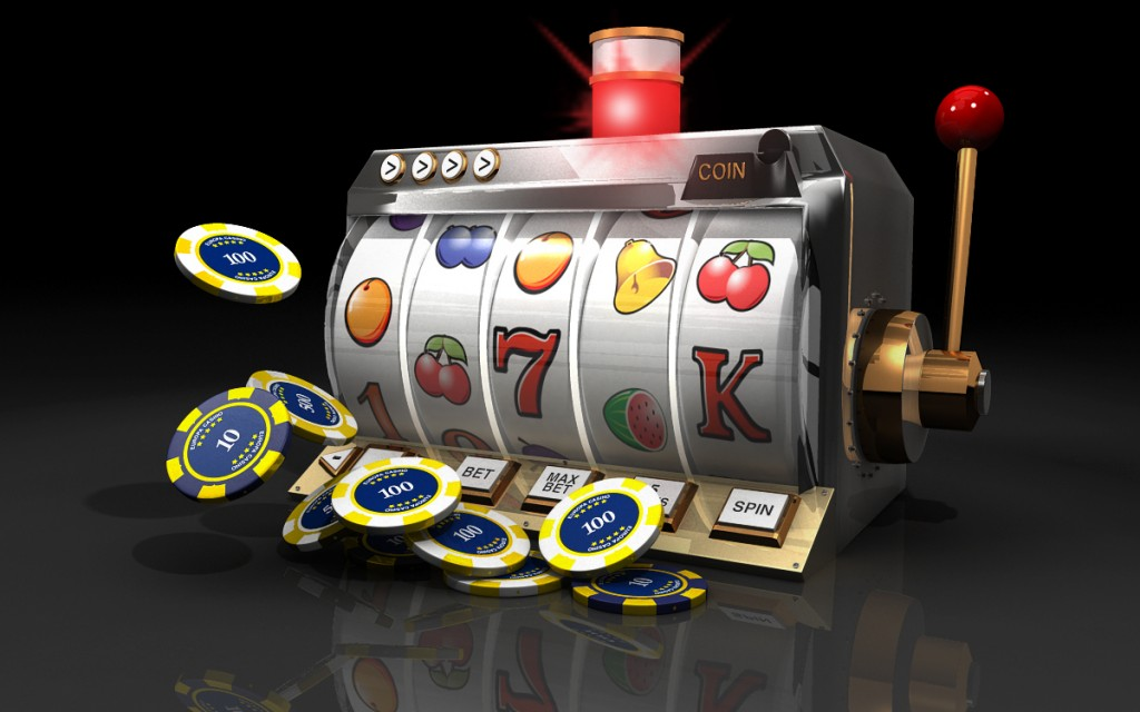 real slot machine online