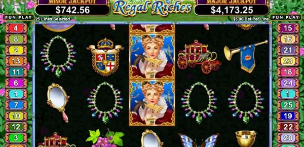 Regal Riches slot