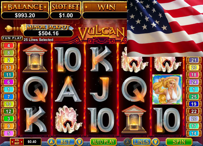 volcano best slot machines to play for free