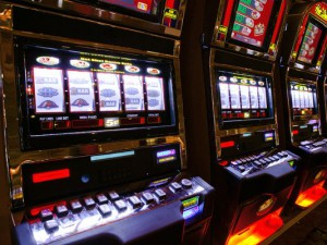 Play slot machines
