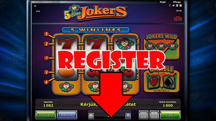 online slot machine jokers online