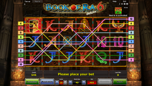 book of ra 6 deluxe paytable