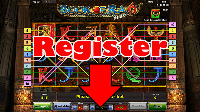 how to play casino online slot machine book of ra