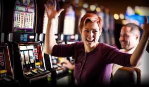 Real slots machines online