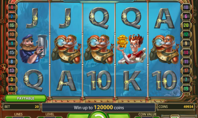 Play Jungle Boogie Slot at Casino.com UK
