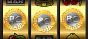 Bitcoin online slots