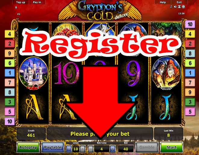 Gryphons Gold Slot Machine - Play Online for Free