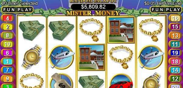 Mister Money slot machine