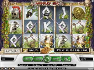 Phandora's Box slot machine
