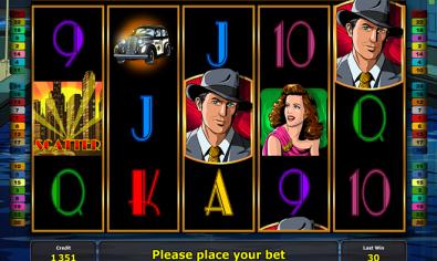 American Gangster slot
