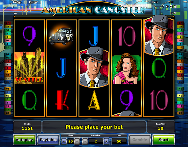 casino online slot machines quotes from american gangster