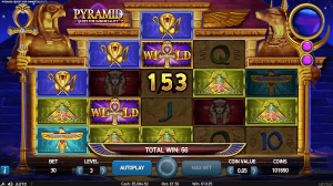 Pyramid slot by NetEnt