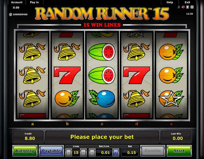 Random Runner VIP Slot Machine - Play Free Casino Slot Games
