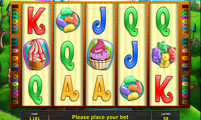 Sweet Spins slot