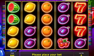 Ultra Sevens slot