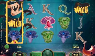 Wish Master slot machine