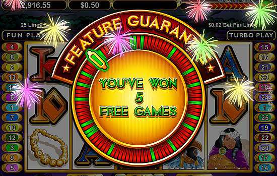 Casino slots websites