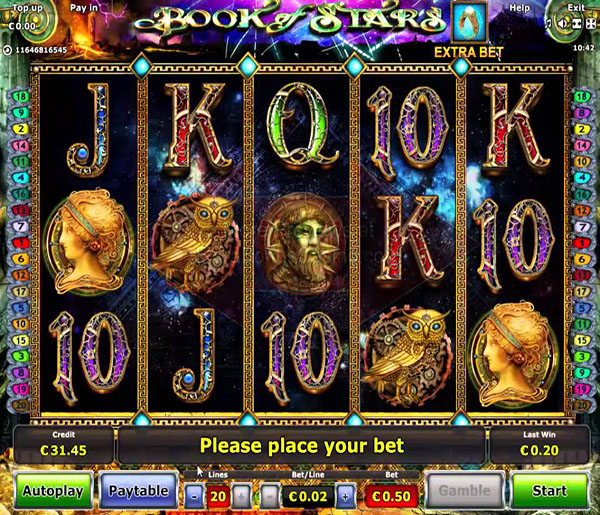 slot machine book of ra free online
