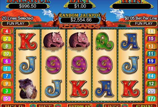 Bonanza slot games