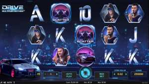 Drive: Multiplier Mayher slot