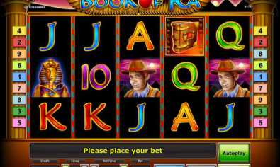 Book of Ra Classic online slot