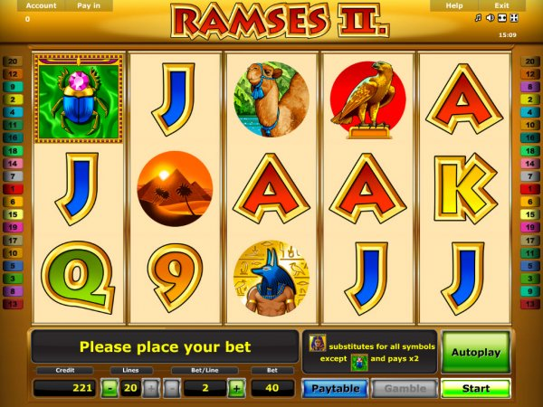 top online casino book of ra novomatic