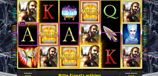 Fates and Furies slot
