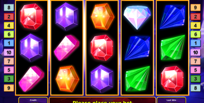Jackpot Diamonds slot