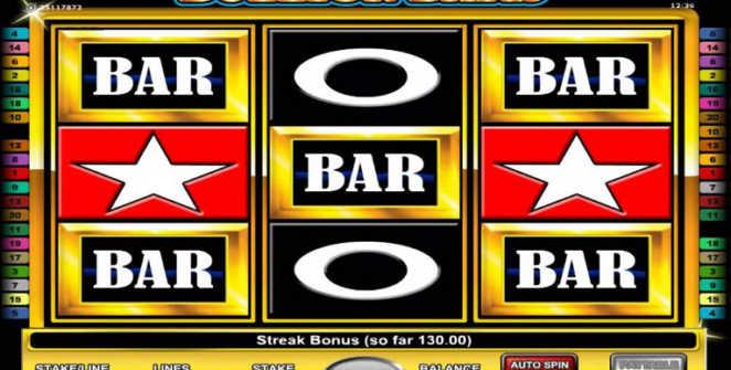 Bullion Bars slot