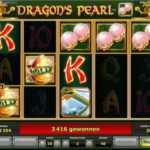 Dragon's Pearl slot by Novomatic