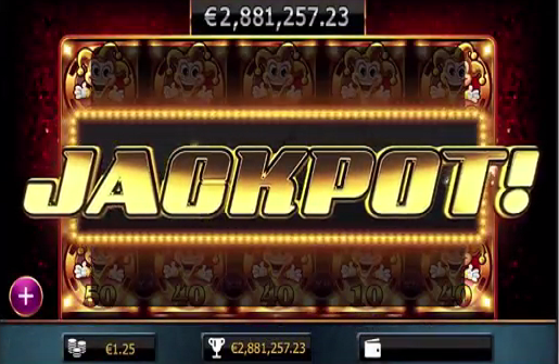 Jackpot won with Joker Millions