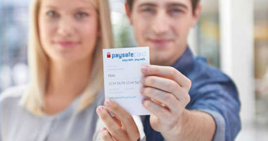How to use paysafecard
