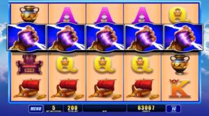 Great slot machine online with free spins