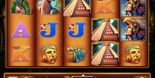 Montezuma slot with real money