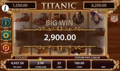 Titanic slot machine online