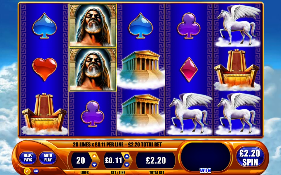 free slot machine kronos