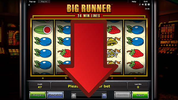 Big Runner slot machine