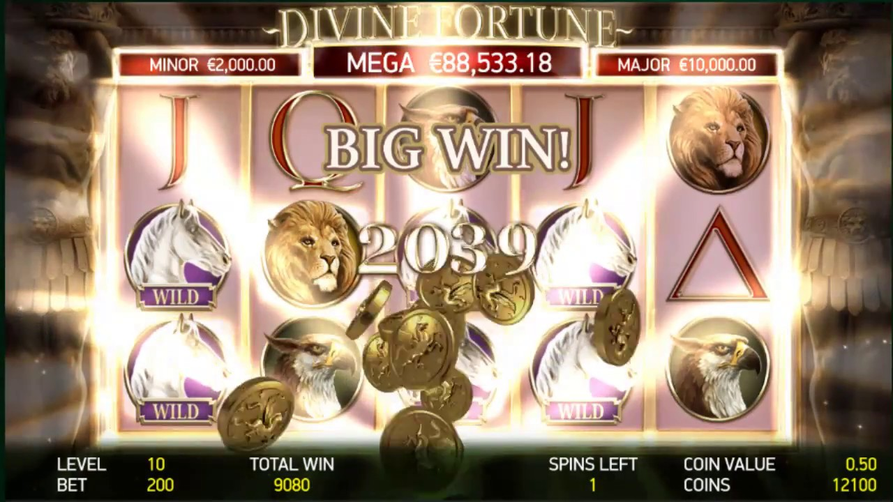 divine fortune free play - 3