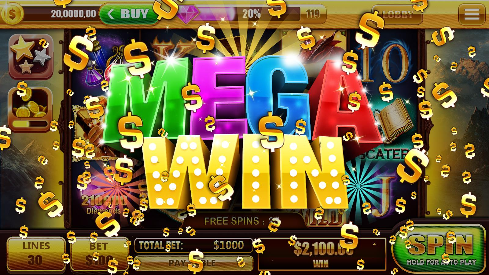 Aams slot machine online