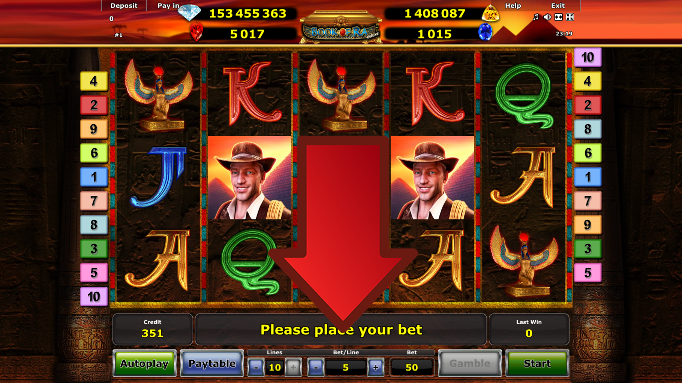 Book of Ra Online Slot for Real Money - Rizk Casino