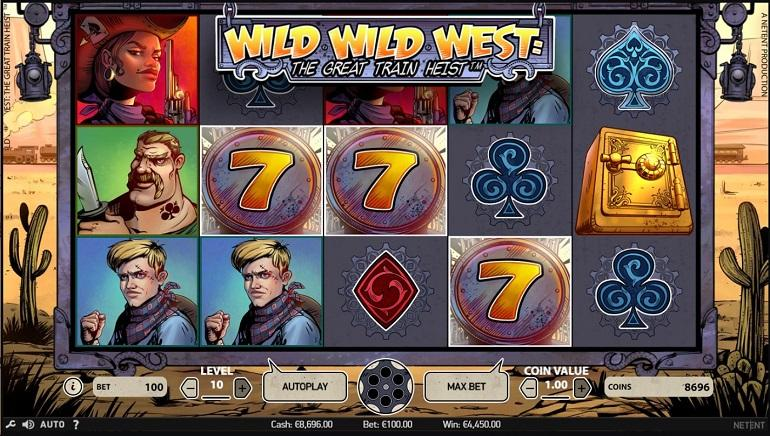 Spiele Wildwest - Video Slots Online