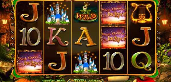 Wish Upon a Jackpot online slot machine