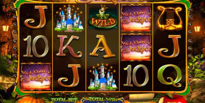 Wish Upon a Jackpot online slot machine