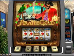Pirates Gold slot
