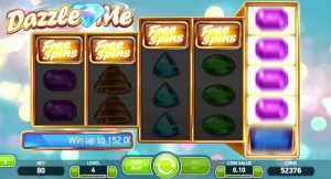 Dazzle Me slot machine