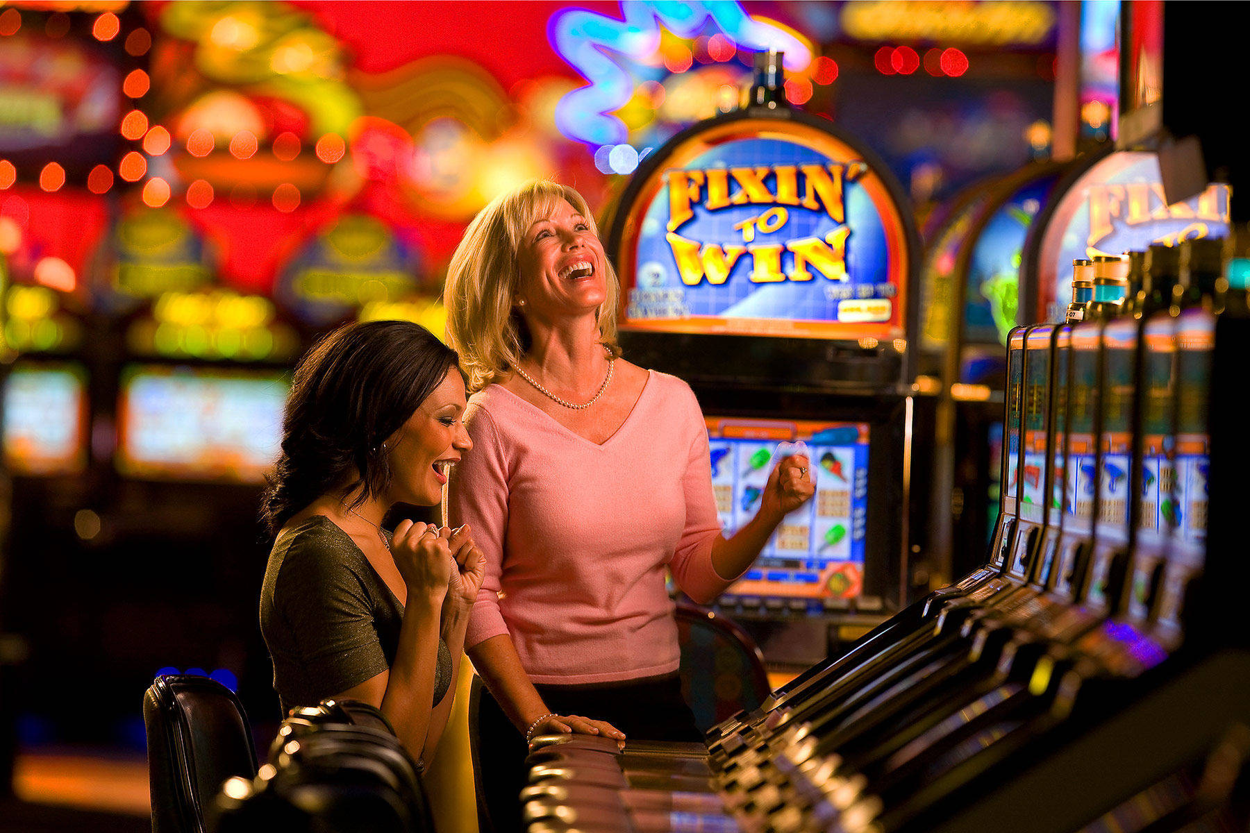 how to win money on slot machines at the casino