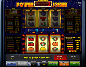 Power Joker slot