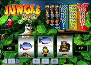 Jungle Boogie slot machine