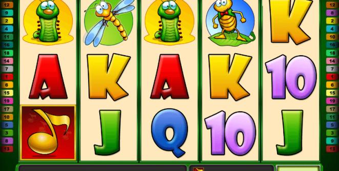 Bugs'n Bees slot machine